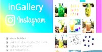 Instagram ingallery wordpress for gallery