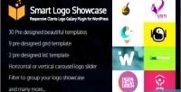Logo showcase responsive clients logo gallery wordpress for plugin logo