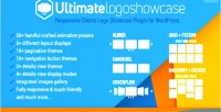 Logo ultimate showcase full responsive logo clients gallery wordpress for plugin