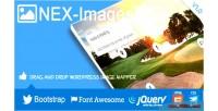 Nex images drag & mapper image drop