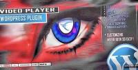 Video player wordpress plugin h264 flv youtube