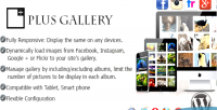 Plus gallery responsive social wp for gallery