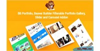 Portfolio bb beaver builder portfolio filterable plugin wordpress gallery