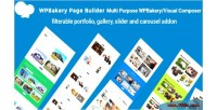 Portfolio mp wpbakery visual composer portfolio filterable gallery ca & slider
