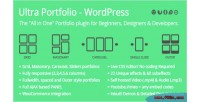 Portfolio ultra wordpress