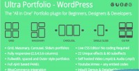 Portfolio ultra wordpress