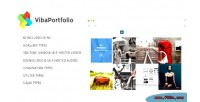Portfolio viba wordpress plugin