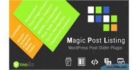 Post magic listing pro