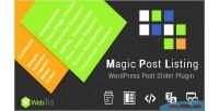 Post magic listing pro
