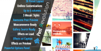 Post revolution amazing grid wp for builder