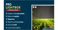 Pro wordpress lightbox plugin