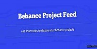 Project behance feed gallery
