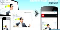 Real time image presenter wordpress for tool