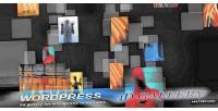 Responsive wordpress plugin gallery 3d