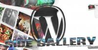 Side wordpress gallery