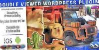 Viewer double wordpress plugin