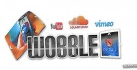 Wobble wordpress gallery
