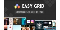 Wordpress easygrid creative gallery