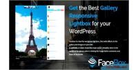 Wordpress facebox photo lightbox plugin viewer