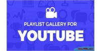 Gallery playlist for youtube