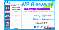 Giveaway wp