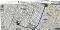 Google wordpress route contact maps