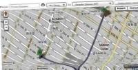 Google wordpress route contact maps