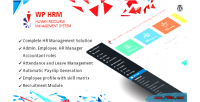 Human wphrm resource wordpress management for system