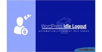 Idle wordpress logout