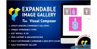 Image expandable gallery addon composer visual