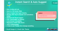 Instant wp suggest auto search