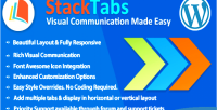 For stacktabs wordpress
