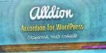 Responsive alldion wordpress for accordion