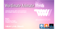 Animate wordimate words pro