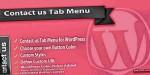 Us contact tab plugin wordpress menu