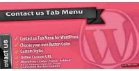 Us contact tab plugin wordpress menu