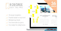 Degree 8 easy tags premium pro tagging wordpress for plugin