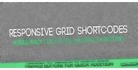 Grid responsive wordpress for shortcodes