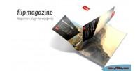 Magazine flip plugin wordpress responsive