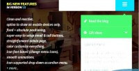 A touchy wordpress plugin menu mobile