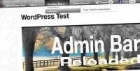 Bar admin reloaded