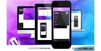 Bootstrap lmm menu mega wordpress