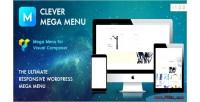 Mega clever menu composer visual for