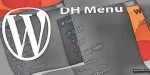 Dhmenu mega menu responsive menu sliding and