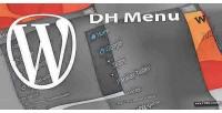 Dhmenu mega menu responsive menu sliding and
