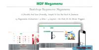 Megamenu mdf bootstrap megamenu wordpress responsive