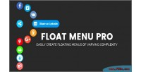 Menu float pro