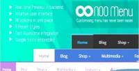 Menu noo wordpress plugin menu mega