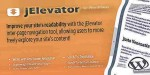 Plugin jelevator for wordpress