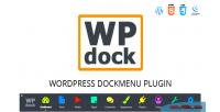 Wordpress menu plugin wpdock